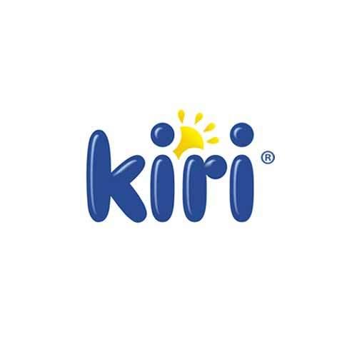 Kiri est une marque de fromage pour enfant en format individuel carré. Il s'agit d'une référence en conseil en communication d'Antoine Chadufau.