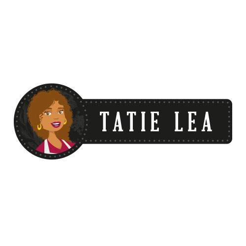 Le logo de Tatie Léa, la marque d'épices du groupe Ducros Mc Cormick à La Réunion et aux Antilles. Il s'agit d'une référence client d'Antoine Chadufau en conseil en communication et branding - packaging.