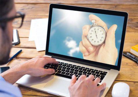 Ma sélection de 5 sites internet simples et gratuits pour mesurer la vitesse de votre site internet.