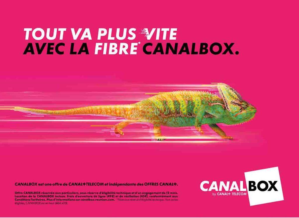 La campagne CanalBox by Havas Réunion remporte le prix Kalou 2019 dans la catégorie Marques nationales et internationales