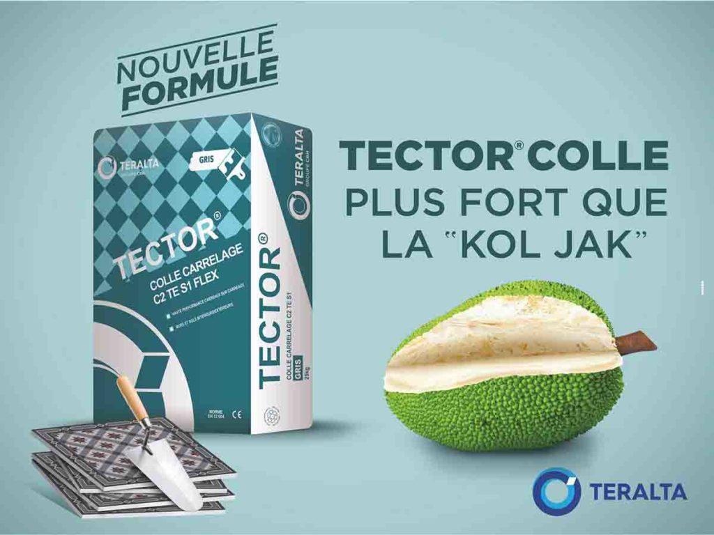 La campagne Tector Colle de Teralta by Nautilus remporte le prix Kalou 2019 dans la catégorie Marques locales