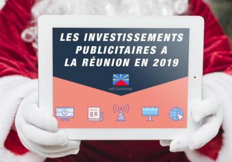 Les investissements publicitaires média à La Réunion by Antoine Chadufau du blog Run The com