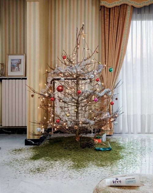 Top 30 des publicités créatives autour du sapin de Noël 12 Veet